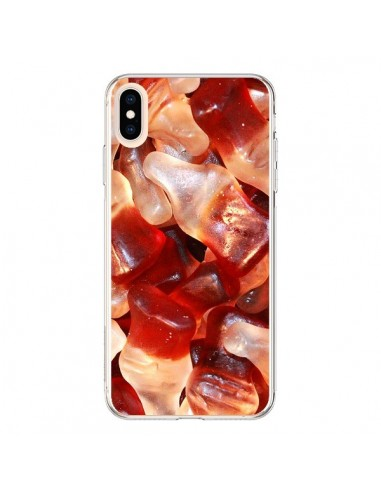 Coque iPhone XS Max Bonbon Coca Cola Candy - Laetitia