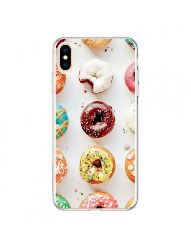 Coque iPhone XS Max Donuts - Laetitia