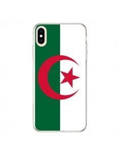 Coque iPhone XS Max Drapeau Algérie Algérien - Laetitia
