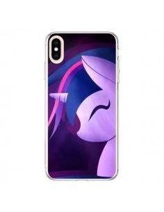 Coque iPhone XS Max I Love Unicorn Licorne - LouJah