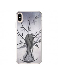 Coque iPhone XS Max The Dreamy Tree Arbre Magique - LouJah