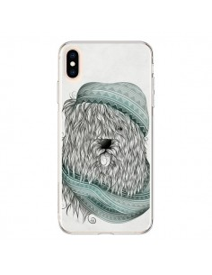 Coque iPhone XS Max Shaggy Dog Chien - LouJah