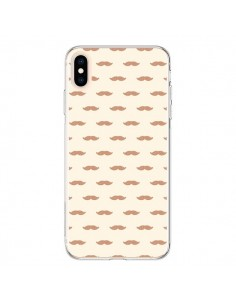 Coque iPhone XS Max Moustaches - Leandro Pita