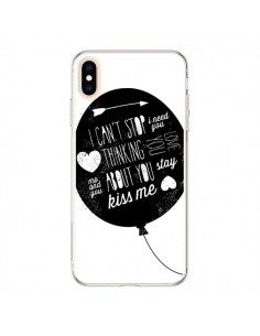 Coque iPhone XS Max Love Amour - Leandro Pita