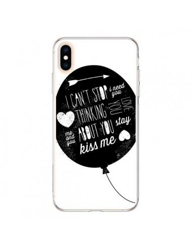 Coque iPhone XS Max Love Amour - Leandro Pita