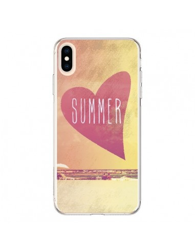 Coque iPhone XS Max Summer Love Eté - Mary Nesrala
