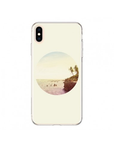 Coque iPhone XS Max Sweet Dreams Rêves Eté - Mary Nesrala