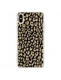 Coque iPhone XS Max Leopard Classique - Mary Nesrala