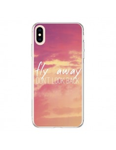 Coque iPhone XS Max Fly Away - Mary Nesrala