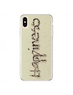 Coque iPhone XS Max Happiness Sand Sable - Mary Nesrala