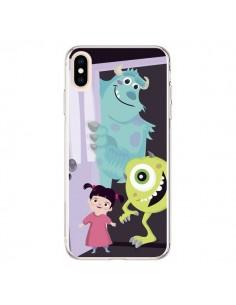 Coque iPhone XS Max Monstres et Compagnie - Maria Jose Da Luz