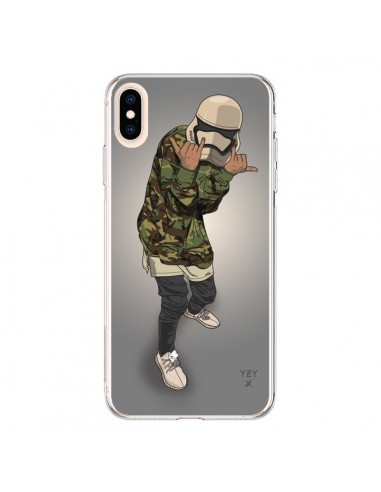 Coque iPhone XS Max Army Trooper Swag Soldat Armee Yeezy - Mikadololo