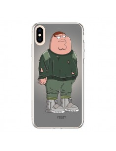 Coque iPhone XS Max Peter Family Guy Yeezy - Mikadololo