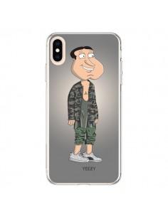 Coque iPhone XS Max Quagmire Family Guy Yeezy - Mikadololo