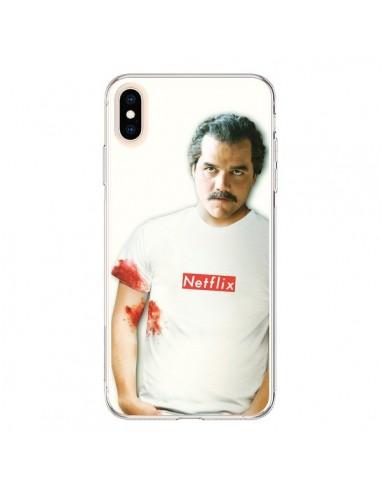 Coque iPhone XS Max Netflix Narcos - Mikadololo