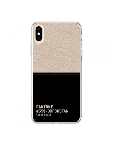 Coque iPhone XS Max Pantone Yeezy Pirate Black - Mikadololo