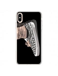 Coque iPhone XS Max Vans Noir - Mikadololo