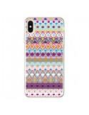 Coque iPhone XS Max Ayasha Azteque - Monica Martinez