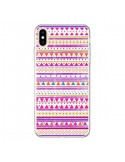 Coque iPhone XS Max Bandana Rose Azteque - Monica Martinez