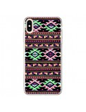 Coque iPhone XS Max Black Aylen Azteque - Monica Martinez