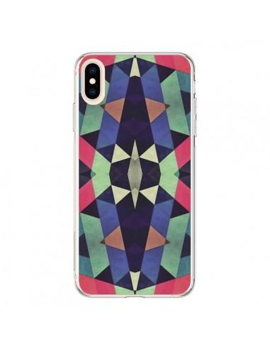 Coque iPhone XS Max Azteque Cristals - Maximilian San
