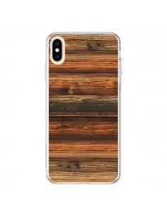 Coque iPhone XS Max Style Bois Buena Madera - Maximilian San