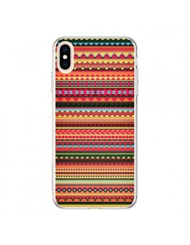 Coque iPhone XS Max Azteque Bulgarian Rhapsody - Maximilian San