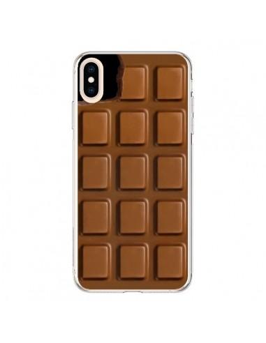 Coque iPhone XS Max Chocolat - Maximilian San