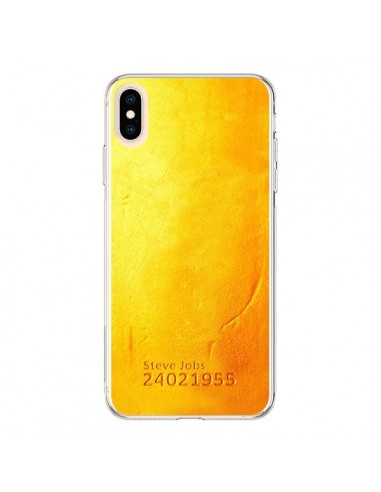 Coque iPhone XS Max Steve Jobs - Maximilian San