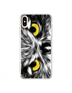 Coque iPhone XS Max The Sudden Awakening of Nature Chouette - Maximilian San