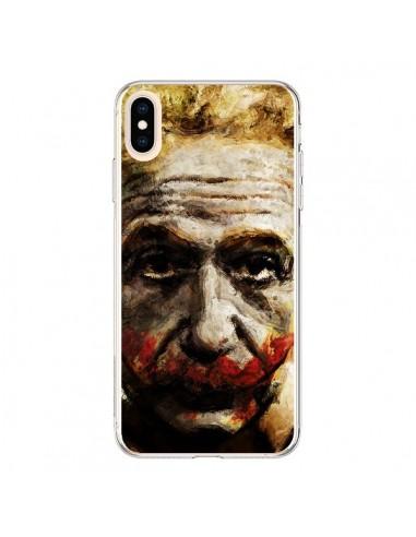 Coque iPhone XS Max The Joker Comics BD - Maximilian San