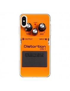Coque iPhone XS Max Distortion DS 1 Radio Son - Maximilian San