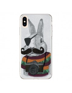 Coque iPhone XS Max Wabbit le Lapin - Börg