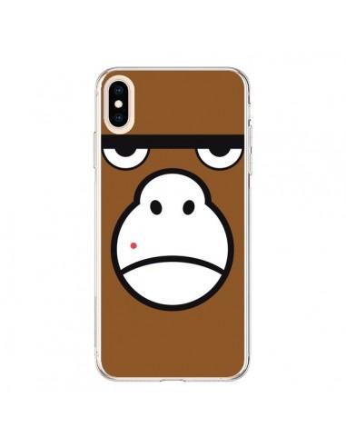 Coque iPhone XS Max Le Gorille - Nico