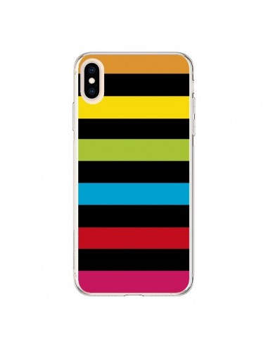 Coque iPhone XS Max Marcel - Nico
