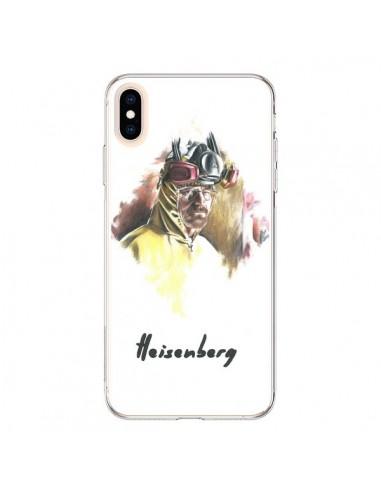 Coque iPhone XS Max Walter White Heisenberg Breaking Bad - Percy