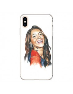 Coque iPhone XS Max Nabilla - Percy