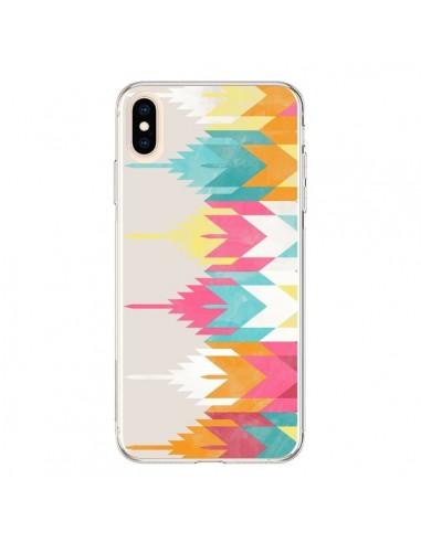 Coque iPhone XS Max Azteque Aztec Tribal Pura Vida - Pura Vida