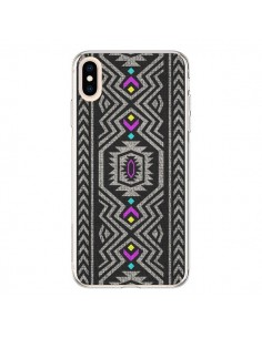 Coque iPhone XS Max Tribalist Tribal Azteque - Pura Vida