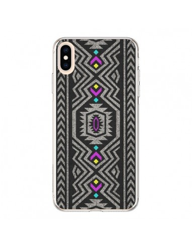 Coque iPhone XS Max Tribalist Tribal Azteque - Pura Vida