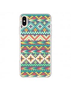 Coque iPhone XS Max Azteque Navahoy - Rachel Caldwell