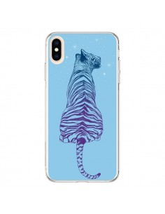 Coque iPhone XS Max Tiger Tigre Jungle - Rachel Caldwell