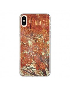Coque iPhone XS Max Imagine Paysage Arbres - R Delean