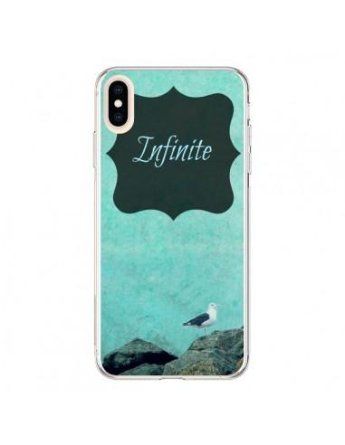Coque iPhone XS Max Infinite Oiseau Bird - R Delean