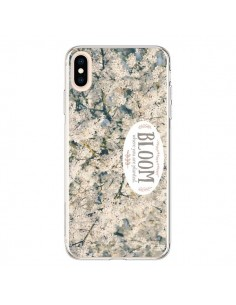 Coque iPhone XS Max Bloom Fleur Cerisier - R Delean