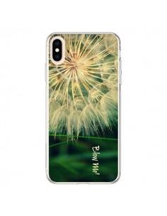 Coque iPhone XS Max Pissenlit Souffle - R Delean