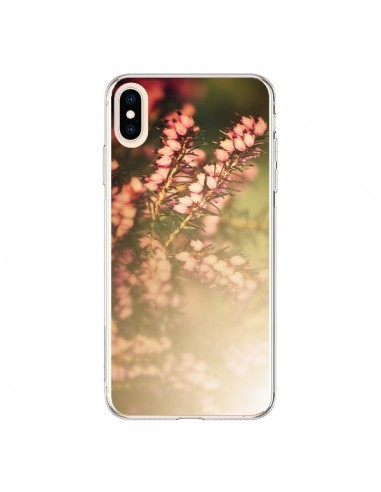Coque iPhone XS Max Fleurs Flowers - R Delean