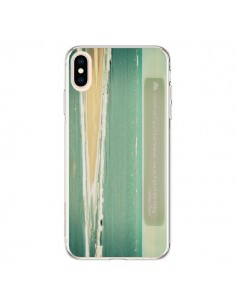 Coque iPhone XS Max Dream Mer Plage Ocean Sable Paysage - R Delean