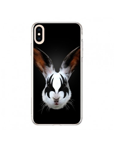 Coque iPhone XS Max Kiss of a Rabbit - Robert Farkas