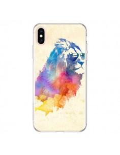 Coque iPhone XS Max Sunny Leo - Robert Farkas